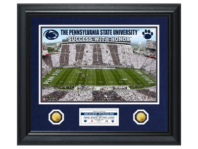 Penn State Nittany Lions Highland Mint Special Edition Gold Coin Photo Mint