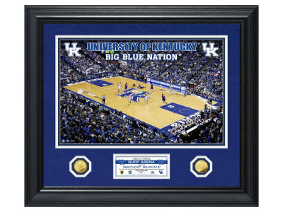 Kentucky Wildcats Highland Mint Special Edition Gold Coin Photo Mint