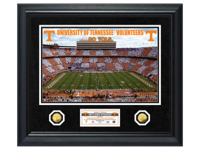 Tennessee Volunteers Highland Mint Special Edition Gold Coin Photo Mint