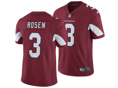 Arizona Cardinals Josh Rosen Nike NFL Men's Vapor Untouchable Limited Jersey