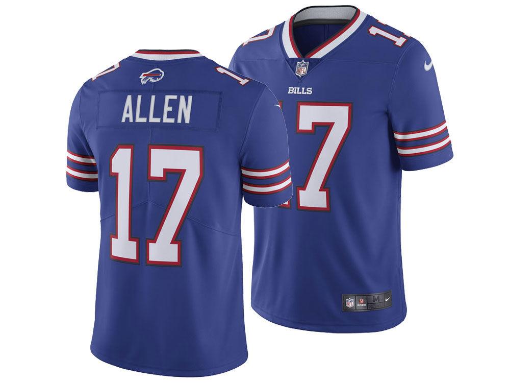 Buffalo Bills Josh Allen Nike NFL Men s Vapor Untouchable Limited Jersey  94d808b38