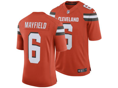 Cleveland Browns Baker Mayfield Nike NFL Men's Limited Jersey