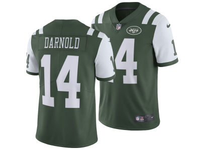 New York Jets Sam Darnold Nike NFL Men's Vapor Untouchable Limited Jersey