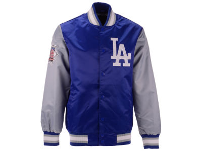 Los Angeles Dodgers G-III Sports MLB Men's The Legend Starter Jacket