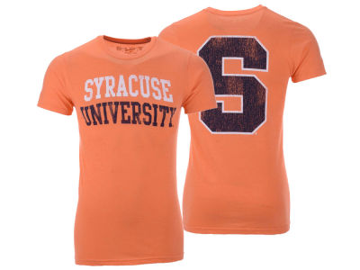 Syracuse Orange The Victory NCAA Men's Team Stacked Dual Blend T-Shirt
