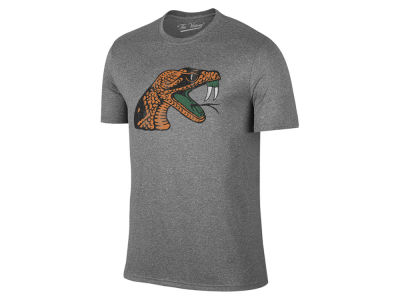 Florida A&M Rattlers The Victory NCAA Men's Logo Dual Blend T-Shirt