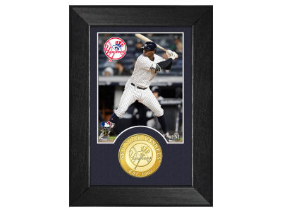New York Yankees Didi Gregorius Highland Mint Bronze Coin M-Series