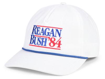 Rowdy Gentleman Reagan Bush  84 Cap 1ebf534f8b83