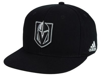 Vegas Golden Knights adidas NHL Chase Snapback Cap 84ee36efb