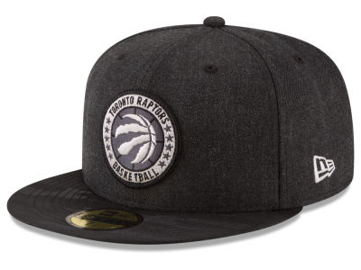 Toronto Raptors New Era NBA Tip Off Black 59FIFTY Cap 0df078419619