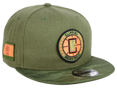 Los Angeles Clippers New Era NBA Tip Off 9FIFTY Snapback Cap