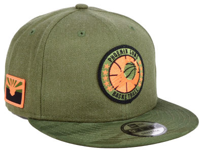 Phoenix Suns New Era NBA Tip Off 9FIFTY Snapback Cap