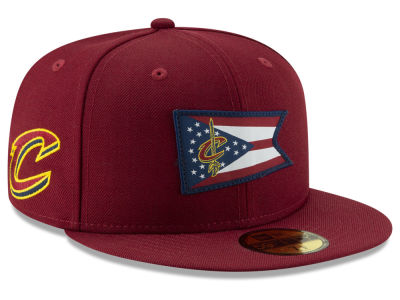 Cleveland Cavaliers New Era NBA Tip Off 59FIFTY Cap