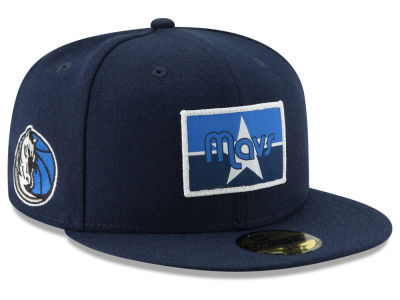 Dallas Mavericks New Era NBA Tip Off 59FIFTY Cap