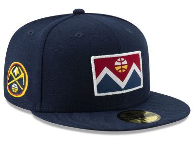 Denver Nuggets New Era NBA Tip Off 59FIFTY Cap