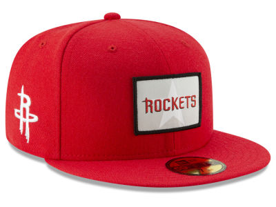 Houston Rockets New Era NBA Tip Off 59FIFTY Cap