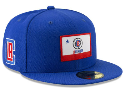 Los Angeles Clippers New Era NBA Tip Off 59FIFTY Cap
