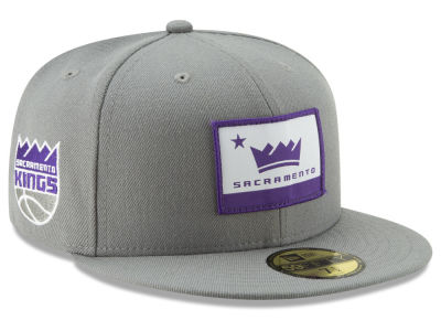 Sacramento Kings New Era NBA Tip Off 59FIFTY Cap