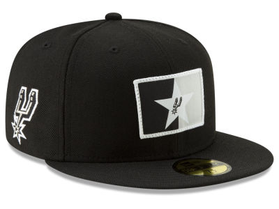 San Antonio Spurs New Era NBA Tip Off 59FIFTY Cap