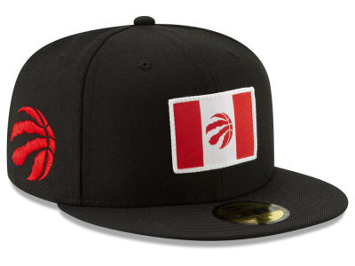 Toronto Raptors New Era NBA Tip Off 59FIFTY Cap
