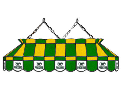 "Green Bay Packers Imperial 40"" Glass Lamp"