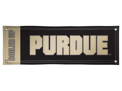 Purdue Boilermakers Victory Corps 2x6 Vinyl Banner