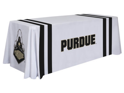 Purdue Boilermakers Victory Corps 6 Foot Table Throw