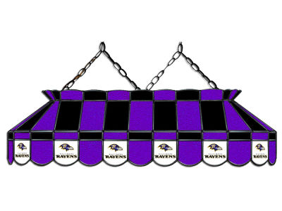 "Baltimore Ravens Imperial 40"" Glass Lamp"