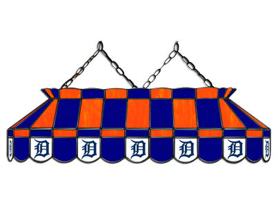"Detroit Tigers Imperial 40"" Glass Lamp"