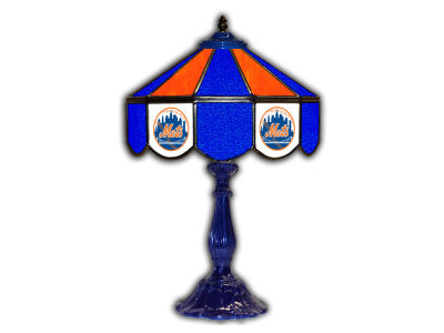 "New York Mets Imperial 21"" Glass Table Lamp"