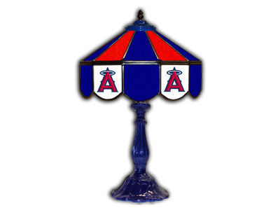 "Los Angeles Angels Imperial 21"" Glass Table Lamp"