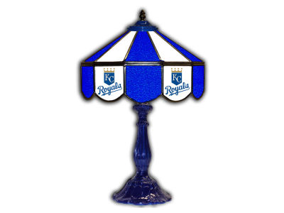 "Kansas City Royals Imperial 21"" Glass Table Lamp"