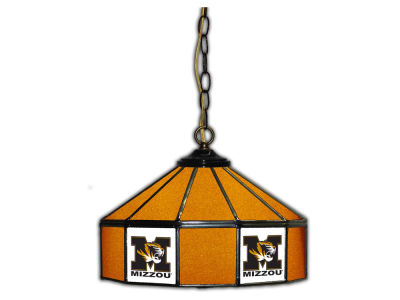 "Missouri Tigers Imperial 14"" Glass Pub Lamp"