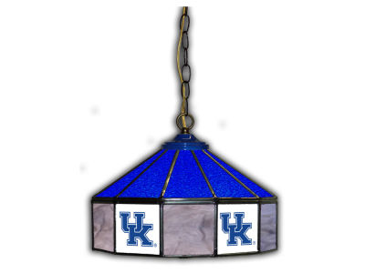 "Kentucky Wildcats Imperial 14"" Glass Pub Lamp"
