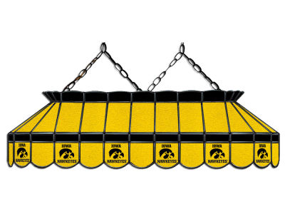 "Iowa Hawkeyes Imperial 40"" Glass Lamp"