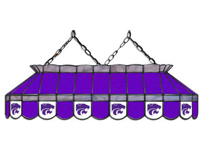 "Kansas State Wildcats Imperial 40"" Glass Lamp"