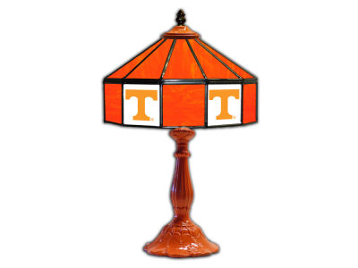 "Tennessee Volunteers Imperial 21"" Glass Table Lamp"