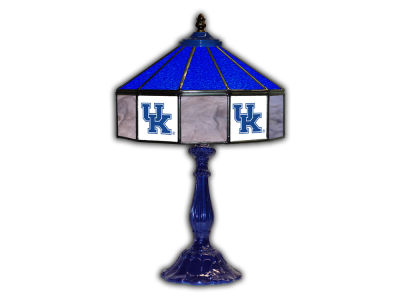 "Kentucky Wildcats Imperial 21"" Glass Table Lamp"