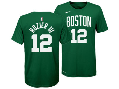 Boston Celtics Terry Rozier Nike NBA Youth Icon Name and Number T-Shirt d5c5dc5ba