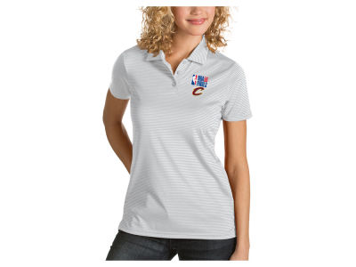 Cleveland Cavaliers Antigua 2018 NBA Women's Finals Quest Polo