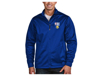 Golden State Warriors Antigua 2018 NBA Men's Finals Golf Jacket