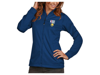 Golden State Warriors Antigua 2018 NBA Women's Finals Golf Jacket