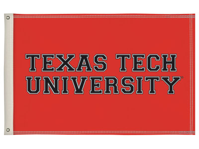 Texas Tech Red Raiders Victory Corps 2x3 Flag V