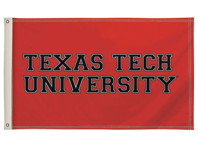 Texas Tech Red Raiders Victory Corps 3x5 Flag
