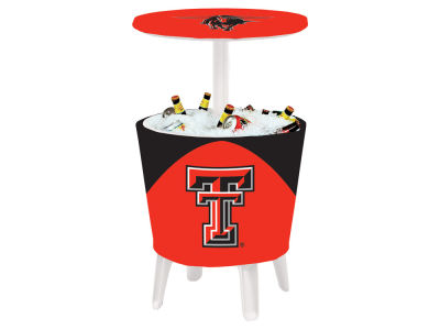 Texas Tech Red Raiders Victory Corps Four Season Event Cooler Table