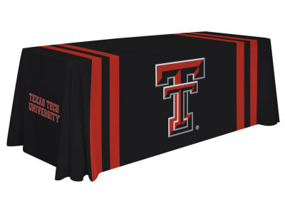 Texas Tech Red Raiders Victory Corps 6 Foot Table Throw