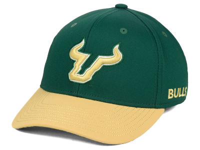 South Florida Bulls adidas 2018 NCAA Coaches Flex Cap