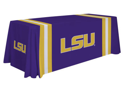 LSU Tigers Victory Corps 6 Foot Table Throw