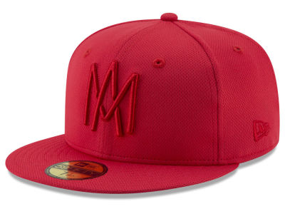 Aguilas de Mexicali New Era MLB Mexican Baseball Custom 59FIFTY Cap