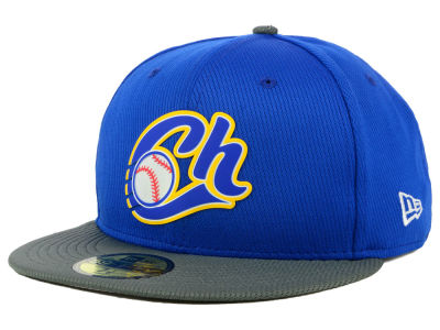 Charros De Jalisco New Era MLB Mexican Baseball Custom 59FIFTY Cap